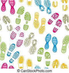 impronta, soles, scarpe