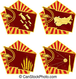Improvisation on theme of USSR