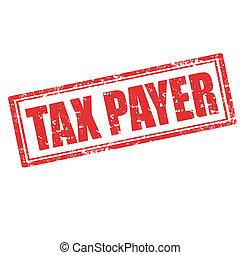 impuesto, payer-stamp