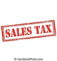 impuesto, ventas