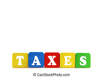 impuestos, concepto