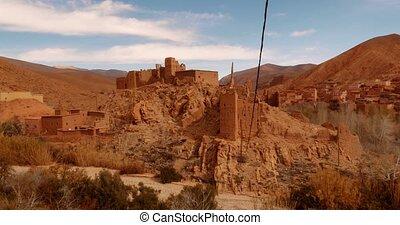 Imzzoudar Village, Morocco