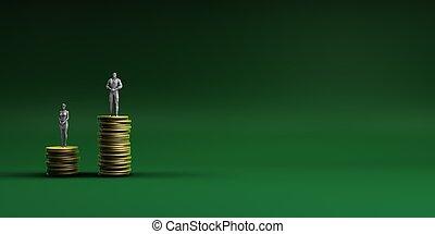 inégalité, revenu