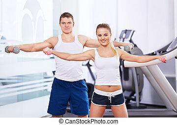 in, de, fitnessclub