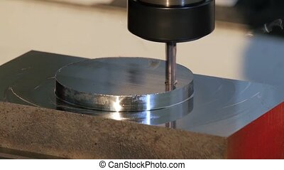 in het steken, details, industriebedrijven, metaal
