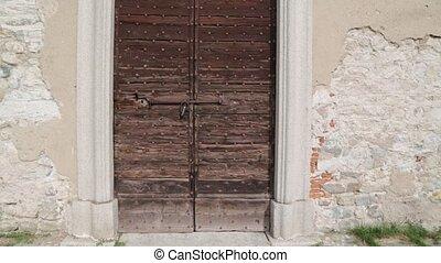 ancient   religion  building  old door