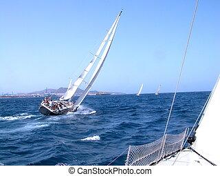 in regatta