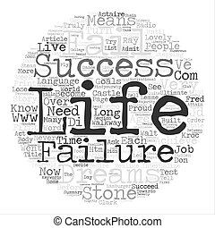 IN SUCCESS LANGUAGE FAILURE MEANS YOU ARE ALMOST THERE Word...
