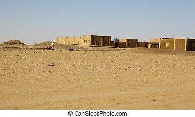in the nubian desert concept of wild