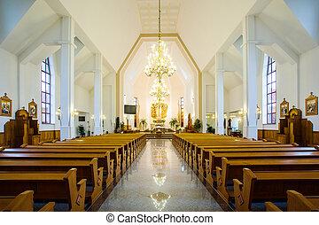 Photo taken in Polish church
