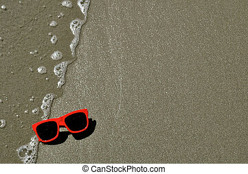 In the Sand - Sunglasses