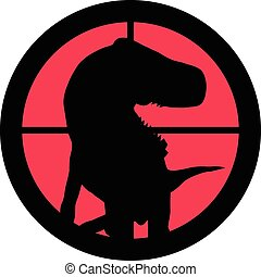 In the Scope Series - Raptor