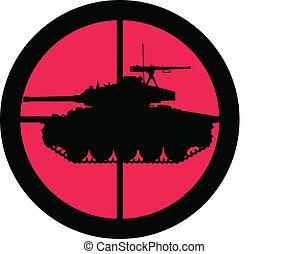 In the Scope Series - Tank - In the scope series - Tank in ...