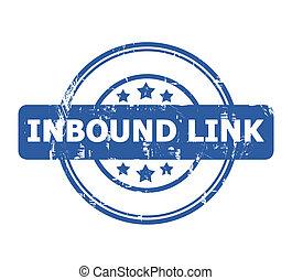 Inbound Link Stamp