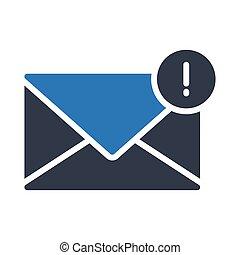 inbox, erro