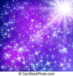 incandescent, étoiles