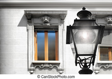 incandescent, lampe