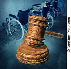 incapacidade, direitos