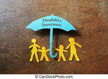 incapacità, assicurazione