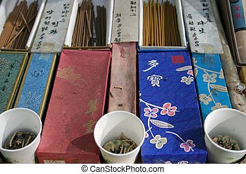 Incense - Boxes of incense