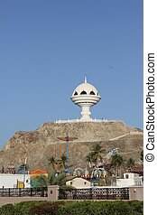 Incense burne in Muscat, Oman