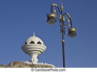 Incense burner in Muscat, Oman