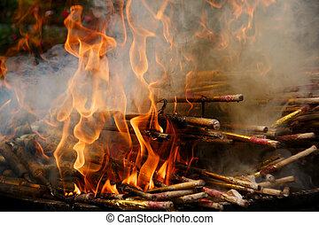 incense - SONY DSC