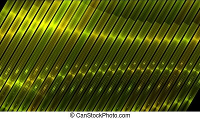 Inclined metal strips background, seamless loop