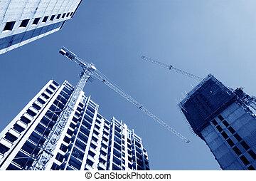incompiuto, costruzione