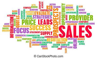 incorporado, vendas