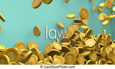Increase lawyer cost animation.