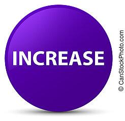Increase purple round button