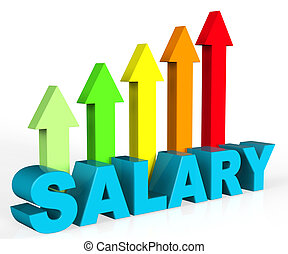 increase salary clipart and stock illustrations 741 increase salary rh canstockphoto com Minimum Wage Increase Minimum Wage Increase