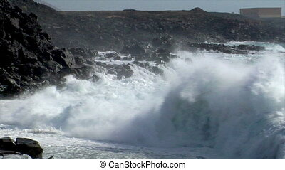 incredible bomb burst crushing wave