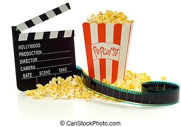 indústria, filme, entretenimento