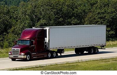 indústria transporte