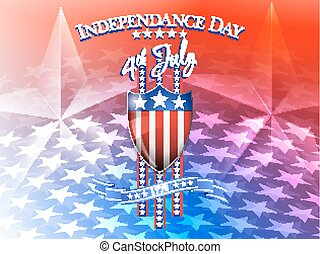 Independence Day 4th July Backgroun