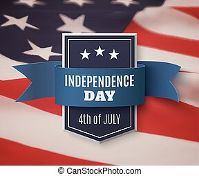 Independence Day, 4th of July background.