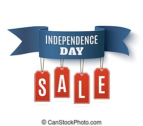 Independence Day, 4th of July sale.