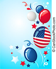 Independence day background - 2
