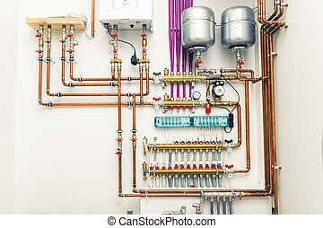 independent heating system
