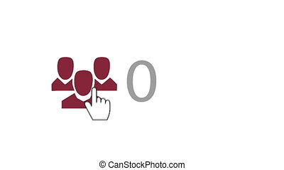 """Index finger seeking staff 10,000 times"" - ""Online..."