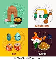 India 2x2 Design Concept