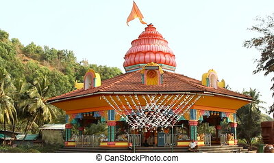 india., bouddha, temple
