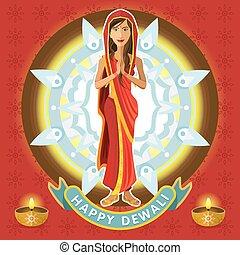 india, deepavali, dewali, celebración