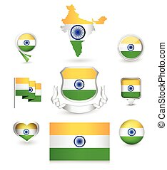 India Flag Collection