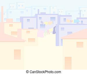india houses background
