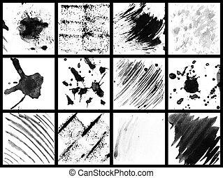 India Ink Splatter