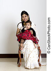 india mother