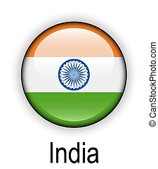 india official state flag